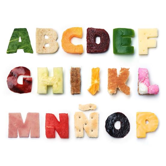 Tipografía para gente con hambre