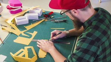Lettering a todo volumen. A Craft and Design course by Lobulo