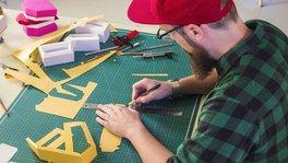 Lettering a todo volumen. Un curso de Craft y Diseño de Lobulo
