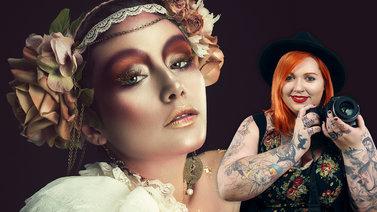Fotografía de moda y retoque digital. Un curso de Fotografía y Vídeo de Rebeca Saray