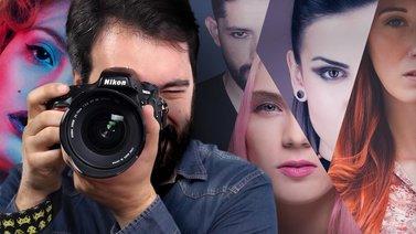 Fotografía de estudio: la Iluminación como recurso creativo. A Photograph, , and Video course by Antonio Garci