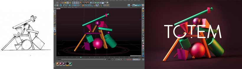 Express Introduction to 3D: From Zero to Render with Cinema 4D