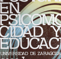 Psicomotricidad & Educación 2008. A Design, Illustration, and Advertising project by Jose  Palomero - 18-06-2009