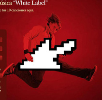 Musica WhiteLabel. A Design, Software Development, and Advertising project by Caracool  - Jun 25 2009 12:55 PM