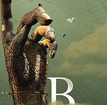Babel. A Design, Illustration, and 3D project by Javier Montañés - 24-06-2009