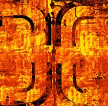 Serie Simetrias. Un proyecto de Ilustración de David Heras Verde - Jueves, 25 de junio de 2009 09:28:00 +0200