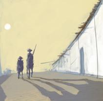 Ilustraciones. A Illustration project by mr hambre - Jul 28 2009 11:51 AM