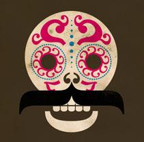 Calacas. A Illustration project by Marco Recuero - 14-08-2009