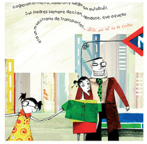 Cuento Ilustrado. A Design&Illustration project by Se ha ido ya mamá  - Sep 07 2009 01:45 PM