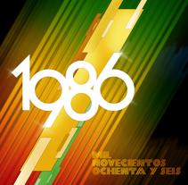 1986. A Design project by Juan Carlos Fresno - Sep 23 2009 03:15 PM
