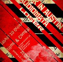 Crack In Austin + Audiomata + Loser. Un proyecto de Diseño, Ilustración, Fotografía, Música, Audio y Publicidad de HARARCA - Sábado, 10 de octubre de 2009 23:38:59 +0200