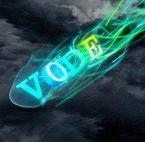Born to be VODE. A Design, Motion Graphics, Film, Video, TV, and 3D project by Pablo Mateo Lobo - 28-10-2009