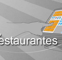 Dr Restaurantes. A Design project by Esteban Helguero Cardiff - Nov 16 2009 07:15 PM