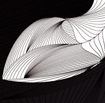 Líneas. A Illustration project by Ignacio  Pascual Riveira - 18-11-2009