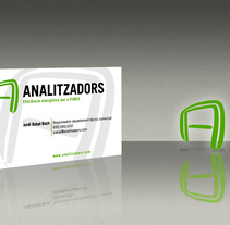 Analitzadors. A Design&Illustration project by Jaume Turon Auladell - 08-12-2009
