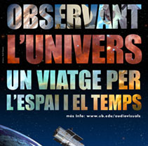 Observant l'Univers. A Design, and Advertising project by Raúl Deamo - Dec 24 2009 07:55 PM