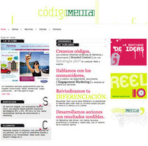 Web de código media. A Software Development project by Miguel Ángel Dávila Carrasco - 23-01-2010