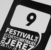 9 Festival de Cortometrajes de Jerez. A Design, Film, Video, and TV project by Jose Luis Díaz Salvago - Feb 01 2010 03:15 AM
