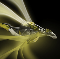 The Power of Dreams (HONDA). A Design, Illustration, 3D, and Advertising project by David Recio - Feb 10 2010 10:07 AM