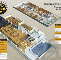 Paidesport. Un proyecto de 3D de Jorge Morales Luis - 12-02-2010