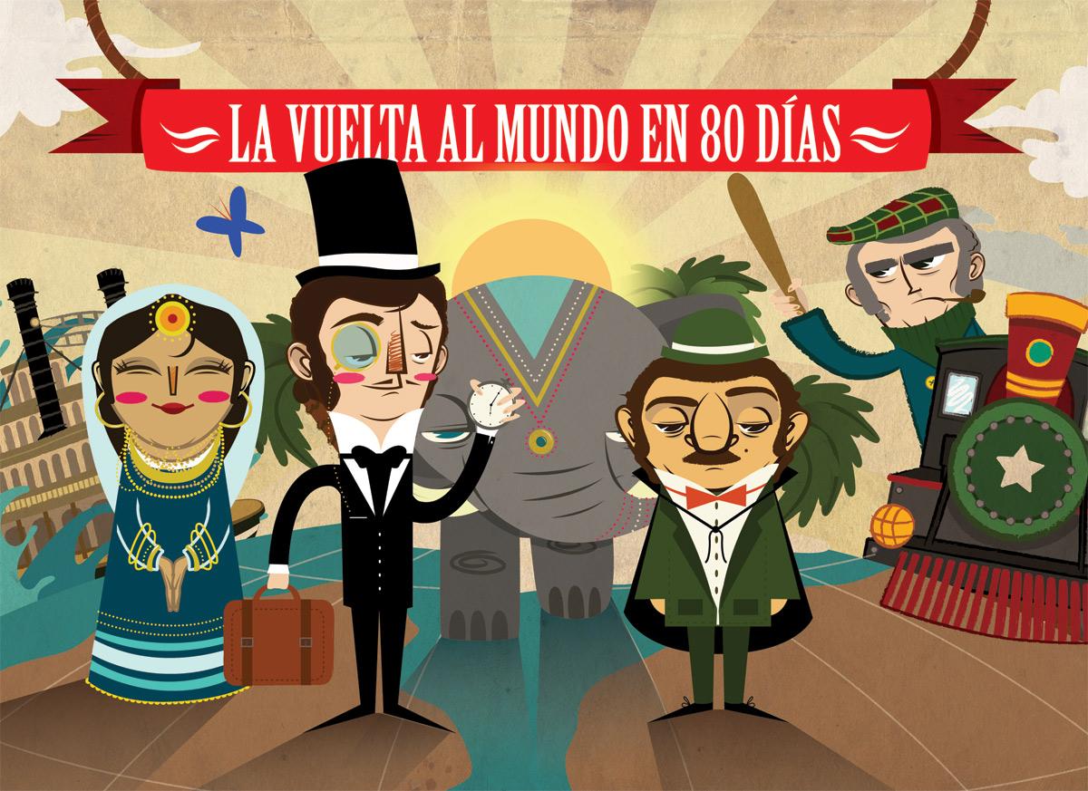 Ver La vuelta al mundo en 80 dias Online Latino HD ...