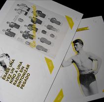 CÓMO SER LUIS NOVERO. Un proyecto de Diseño de Fuen Salgueiro - 03-03-2010