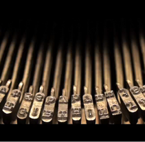 Typewriter cv . A Design, Motion Graphics, Photograph, and 3D project by Alba Rodellar - Mar 03 2010 05:30 PM