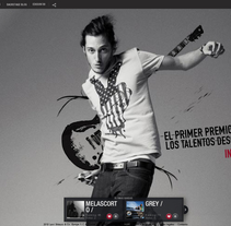 Levis Unfamous Awards. A Design, Advertising, Music, Audio, Software Development, UI / UX&IT project by sanjuro - 08-03-2010