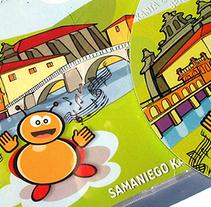 Samaniego mascota, folleto, cd.... A Design, and Advertising project by nathalie figueroa savidan         - 14.01.2011