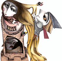 Ilustraciones premiadas. Un proyecto de Diseño, Ilustración, Publicidad, Motion Graphics, Fotografía e Informática de Luis Castro Enjamio - 12-04-2010