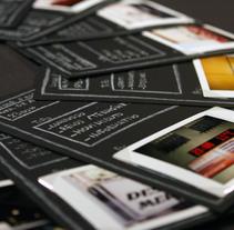 Recorrido gráfico. Un proyecto de Diseño y Fotografía de Sara Soler Bravo - Lunes, 03 de mayo de 2010 11:11:13 +0200