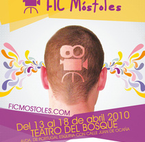 Festival Internacional de Cortometrajes 2010. A Design, and Advertising project by tad zius - May 03 2010 11:38 PM