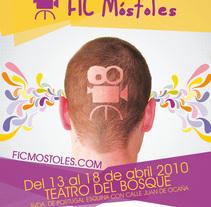 Festival Internacional de Cortometrajes 2010. A Design, and Advertising project by tad zius - May 03 2010 11:38 PM