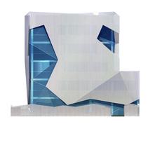 Infografía Edificio Puerto Marbella. Un proyecto de 3D de Marcos Padilla del Valle - 04-05-2010