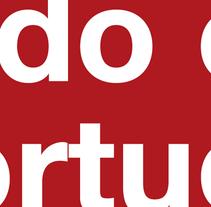 Caminhos do cinema português - Proposta. A Design project by Ivo Valadares - May 04 2010 11:23 PM
