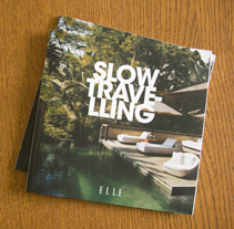 Slow Travelling & Elle. A Design project by Astrid  Ortiz - May 05 2010 02:18 PM