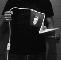 origami lamp. Un proyecto de Diseño, Instalaciones y Fotografía de Salvador Bru - 15-05-2010