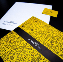 La Cabal Teatro. A Design, Illustration, and Advertising project by Refres-co  - 20-05-2010