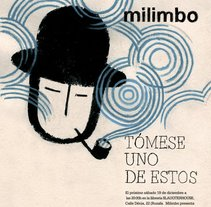 Tómese uno de estos. A Design&Illustration project by Juanjo G. Oller         - 20.05.2010