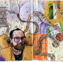 moleskine. A Illustration project by Martin Bochicchio - Jun 12 2010 01:00 AM