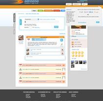 Webs. Um projeto de Design, Publicidade, Desenvolvimento de software e UI / UX de MadridNYC Estudio de Diseño Gráfico - 23-06-2010