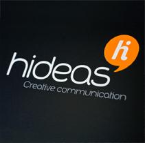 Hideas. A Design project by Versátil diseño estratégico - 01-07-2010