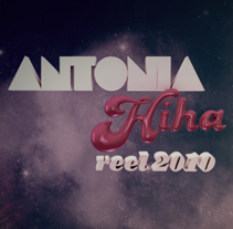 Antonia Hiha Reel 2010. A Design, Motion Graphics, Film, Video, TV, and 3D project by Antonia Salas         - 13.07.2010