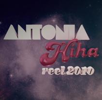 Antonia Hiha Reel 2010. Un proyecto de Diseño, Motion Graphics, Cine, vídeo, televisión y 3D de Antonia Salas - Martes, 13 de julio de 2010 11:12:35 +0200