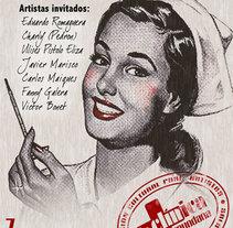 La Clinica. Un proyecto de Diseño y Publicidad de Helena Bedia Burgos         - 08.07.2010