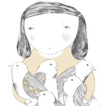 ilustraciones personales. Un proyecto de Ilustración de Verónica de Arriba - Miércoles, 04 de agosto de 2010 09:11:03 +0200