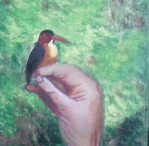 pintura  al óleo. Un proyecto de Diseño, Ilustración, Instalaciones y Fotografía de Encarna Guillen         - 18.08.2010