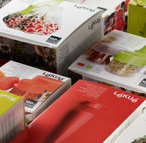 lékué packs. A Design project by Nomon Design         - 06.09.2010