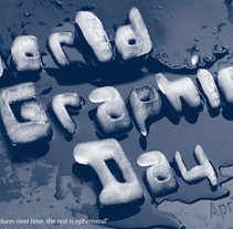 World Graphics Day. A Design project by Juani Lopez Ramos         - 07.09.2010