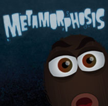 Metamorphosis. A Design, Illustration, Advertising, Motion Graphics, Film, Video, and TV project by David Serena - Sep 14 2010 12:58 PM